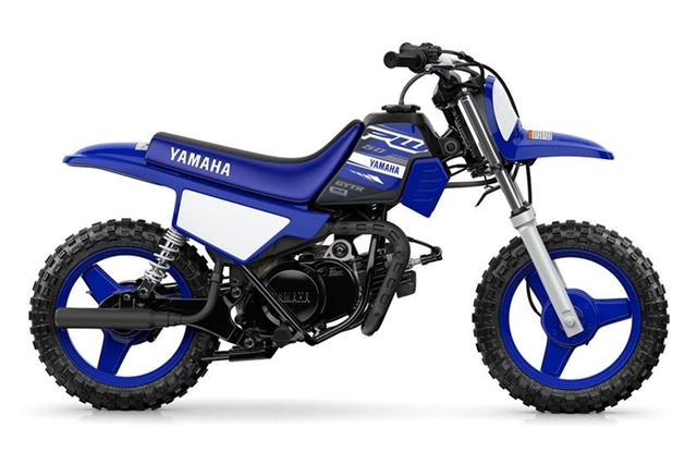 2019 Yamaha PW 50 with Training Wheels at Nishna Valley Cycle, Atlantic, IA 50022
