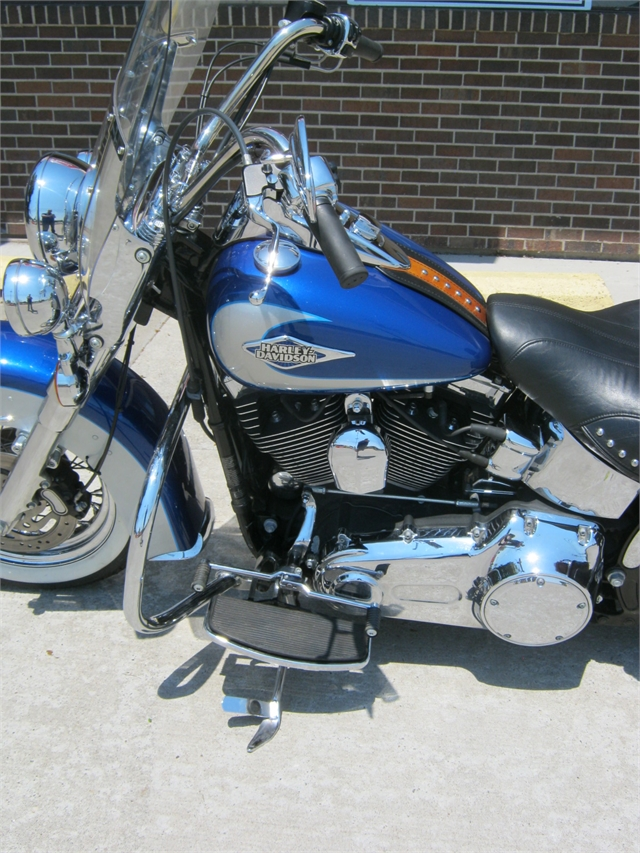 2010 Harley-Davidson FLSTC - Heritage Softail Classic at Brenny's Motorcycle Clinic, Bettendorf, IA 52722