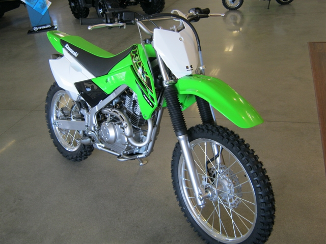 2021 Kawasaki KLX 140R L at Brenny's Motorcycle Clinic, Bettendorf, IA 52722