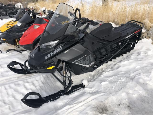 2018 Ski-Doo Summit SP 850R E-TEC Base at Power World Sports, Granby, CO 80446