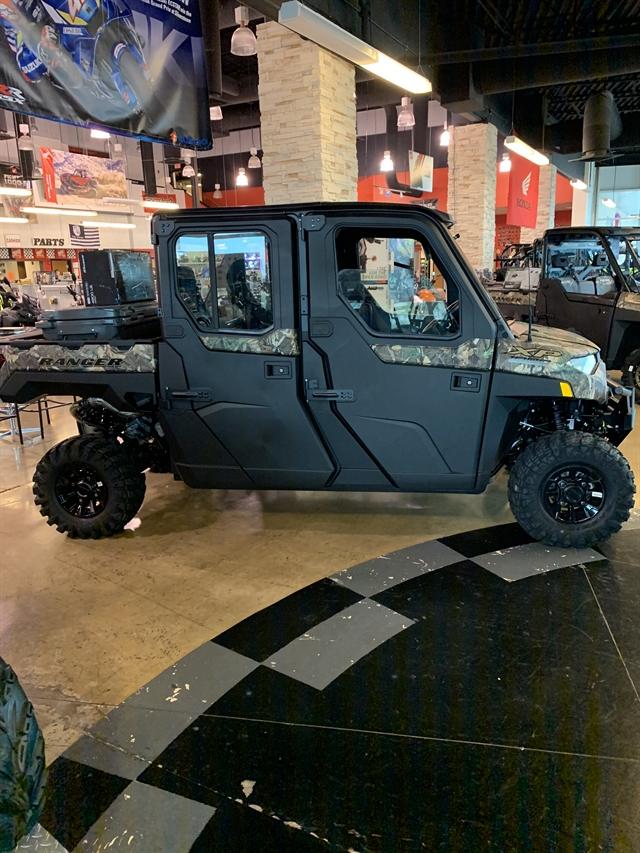 2020 POLARIS Ranger Crew 1000 Northstar at Kent Powersports of Austin, Kyle, TX 78640