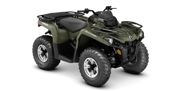 2019 Can-Am Outlander 570 DPS at Power World Sports, Granby, CO 80446