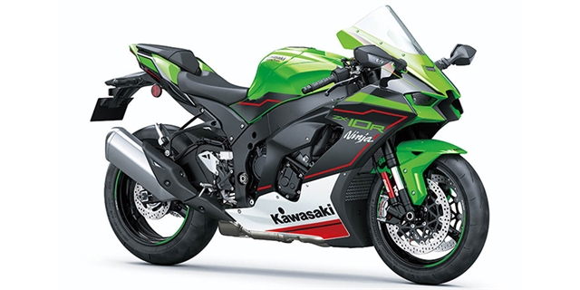 2021 Kawasaki Ninja ZX-10R KRT Edition at Wild West Motoplex