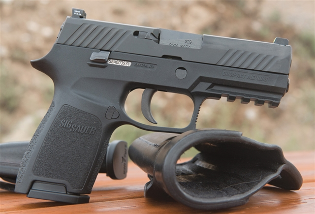 2018 Sig Sauer P320 Nitron Compact at Harsh Outdoors, Eaton, CO 80615