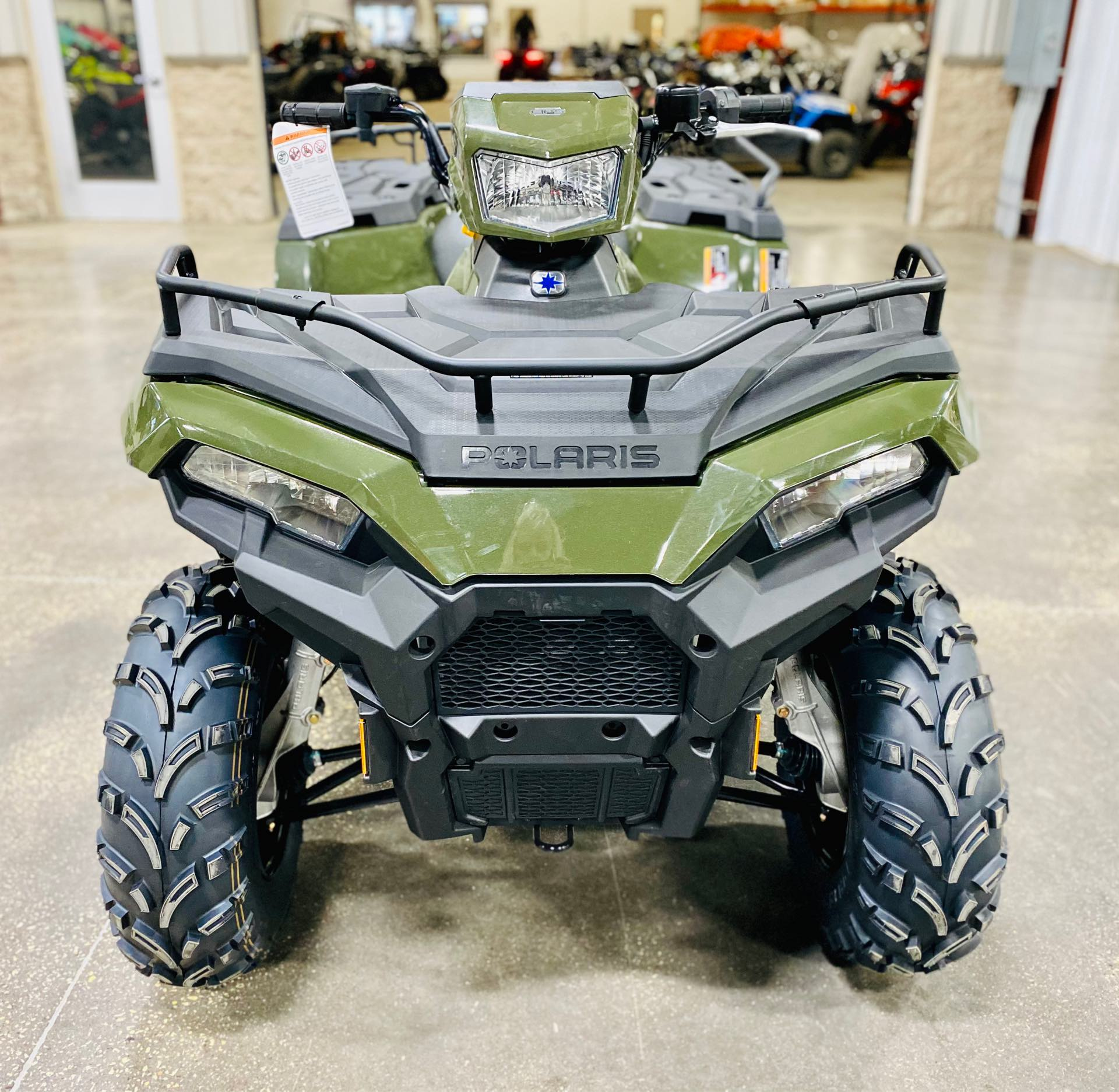 2021 Polaris Sportsman 450 HO EPS at Rod's Ride On Powersports