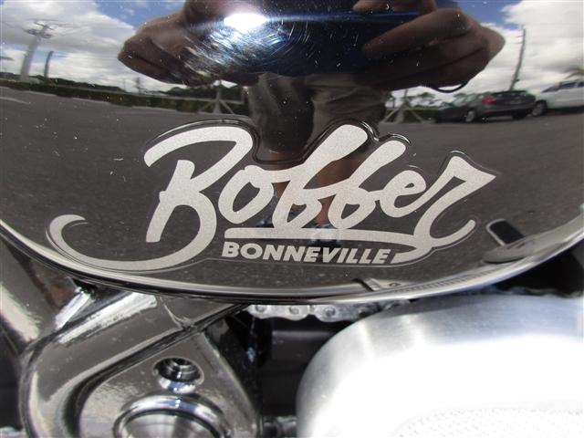 2019 Triumph Bonneville Bobber Morello Red at Fort Myers