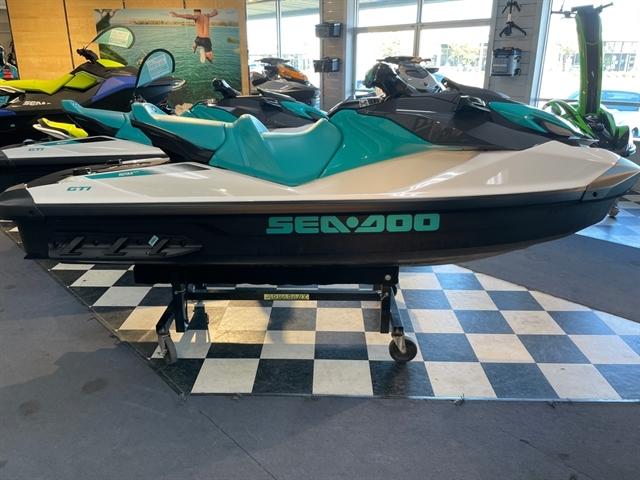 2021 Sea-Doo GTI 130 at Jacksonville Powersports, Jacksonville, FL 32225