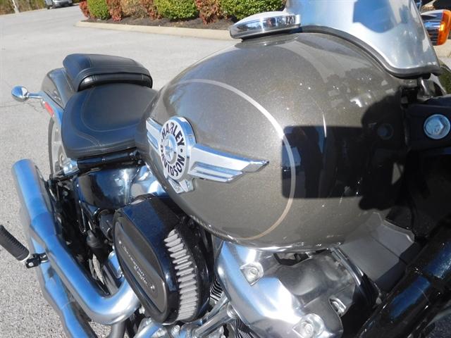 2018 Harley-Davidson Softail Fat Boy at Bumpus H-D of Murfreesboro
