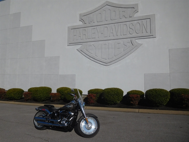 2018 Harley-Davidson Softail Fat Boy at Bumpus H-D of Murfreesboro