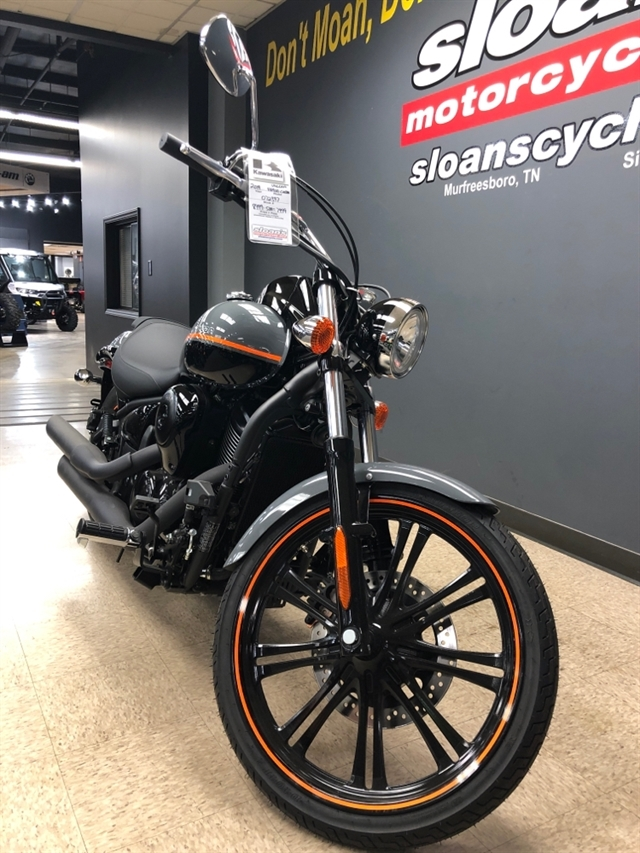 2019 Kawasaki Vulcan 900 Custom at Sloans Motorcycle ATV, Murfreesboro, TN, 37129