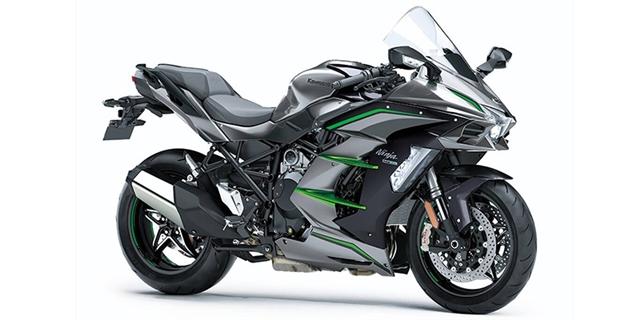 2019 Kawasaki Ninja H2 SX SE+ at Hebeler Sales & Service, Lockport, NY 14094