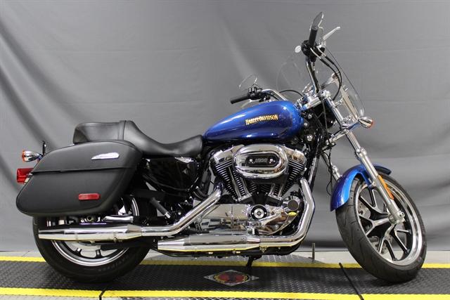 2017 Harley-Davidson Sportster SuperLow 1200T at Platte River Harley-Davidson