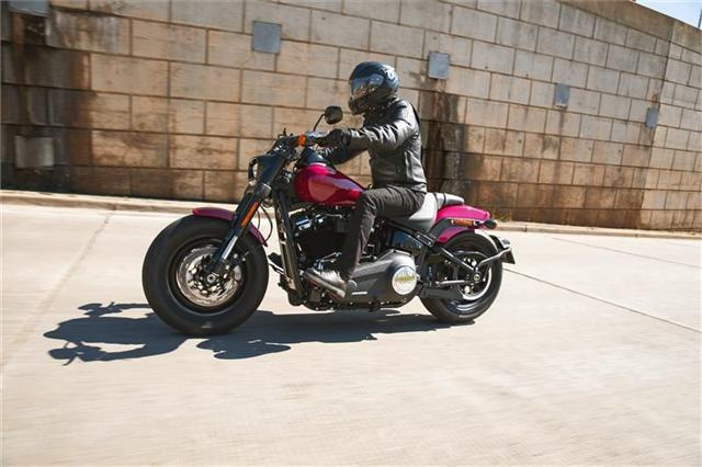2021 Harley-Davidson Cruiser Fat Bob 114 at Javelina Harley-Davidson