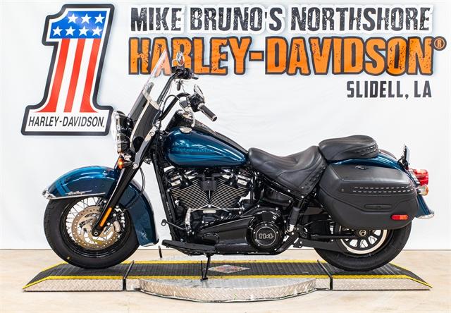 2020 Harley-Davidson Touring Heritage Classic 114 at Mike Bruno's Northshore Harley-Davidson