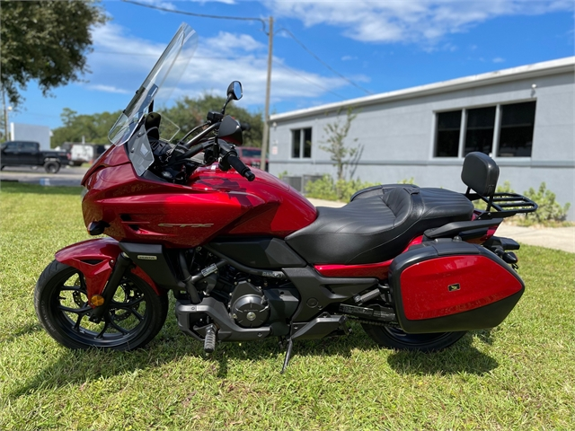 2017 Honda CTX 700 DCT at Powersports St. Augustine