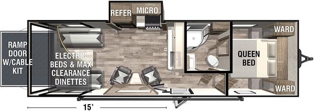 2020 Forest River XLR Hyper Lite 2815 at Campers RV Center, Shreveport, LA 71129