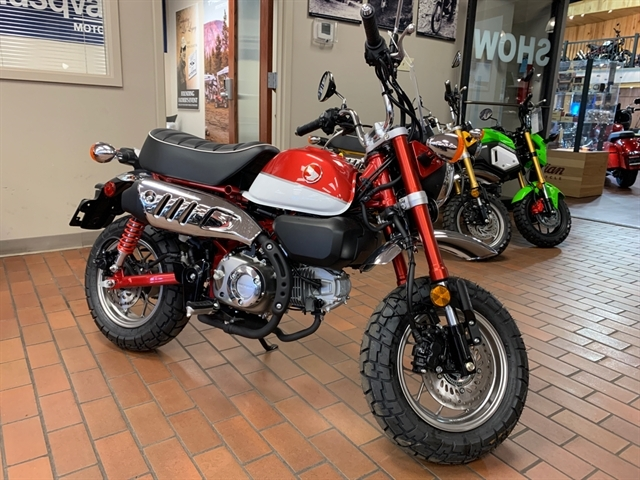 2020 Honda Monkey ABS at Mungenast Motorsports, St. Louis, MO 63123