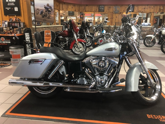 2012 Harley-Davidson Dyna Glide Switchback at High Plains Harley-Davidson, Clovis, NM 88101