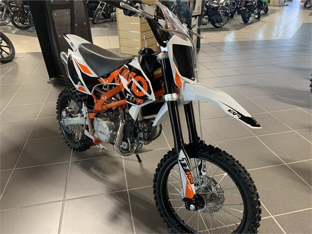 2022 KAYO TT140 at Star City Motor Sports