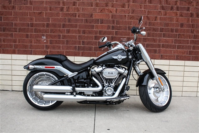 2018 Harley-Davidson Softail Fat Boy 114 at Harley-Davidson of Fort Wayne, Fort Wayne, IN 46804
