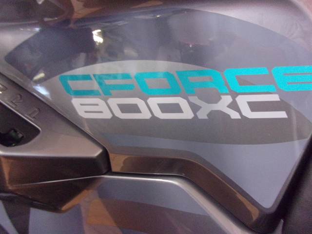 2020 CFMOTO CFORCE 800 XC at Bobby J's Yamaha, Albuquerque, NM 87110