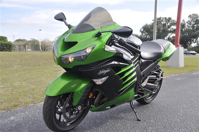 2014 Kawasaki Ninja ZX-14 ABS at Seminole PowerSports North, Eustis, FL 32726