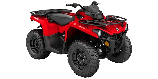2021 Can-Am Outlander 570 at Shreveport Cycles