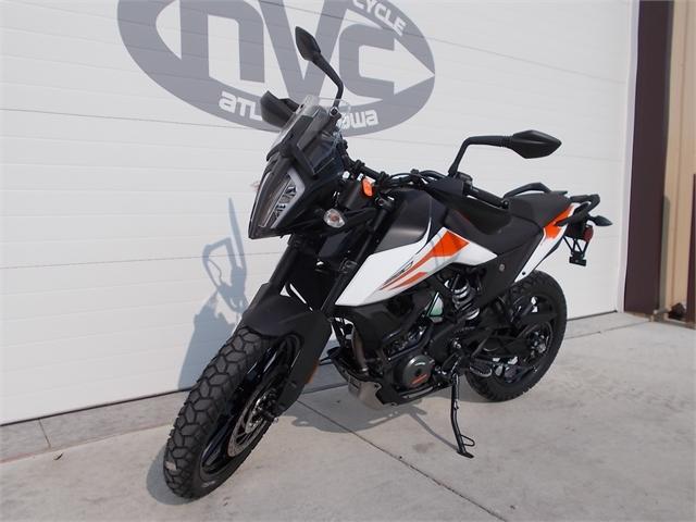 2021 KTM Adventure 390 at Nishna Valley Cycle, Atlantic, IA 50022