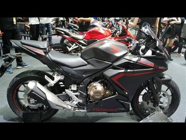 2019 Honda CBR500RAK ABS at Kent Motorsports, New Braunfels, TX 78130