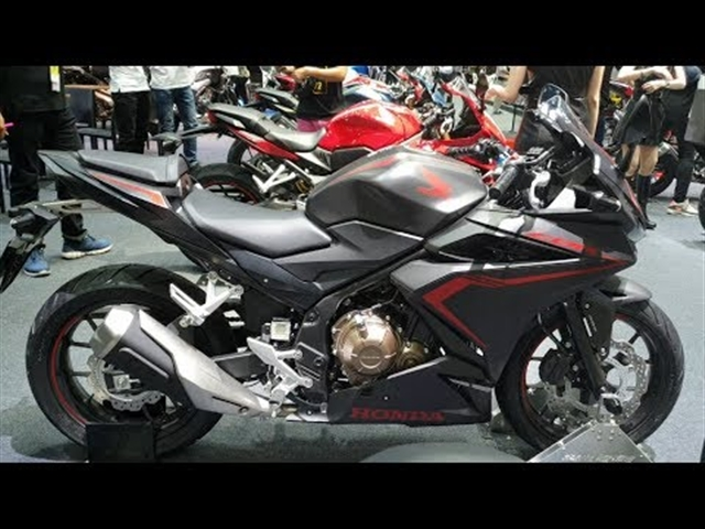 2019 Honda CBR500RAK at Kent Motorsports, New Braunfels, TX 78130