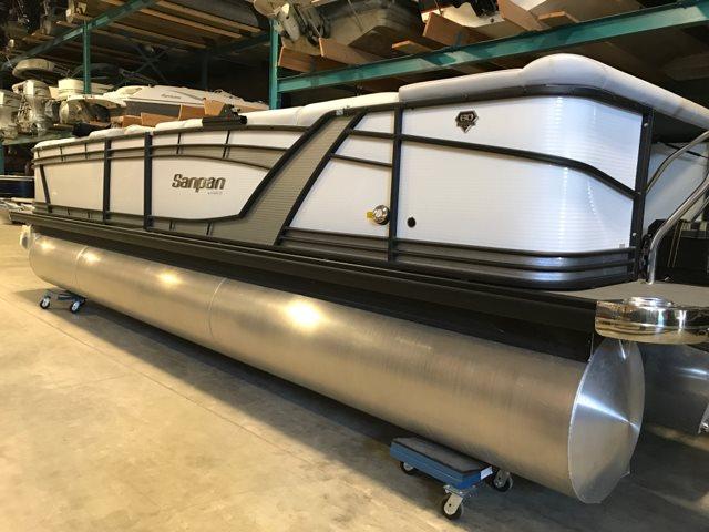 2018 Sanpan 2500C at Pharo Marine, Waunakee, WI 53597