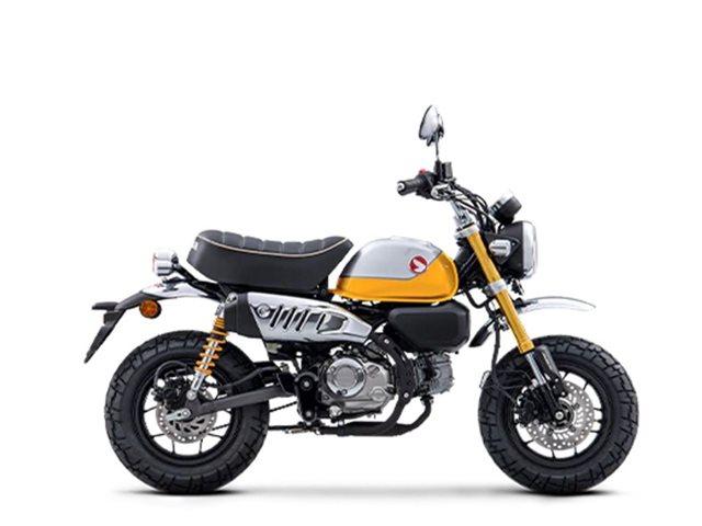 2022 Honda Monkey ABS at Friendly Powersports Baton Rouge