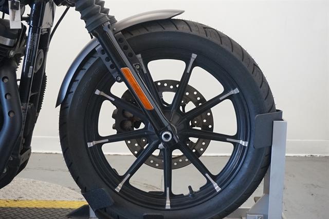2017 Harley-Davidson Sportster Iron 883 at Texoma Harley-Davidson