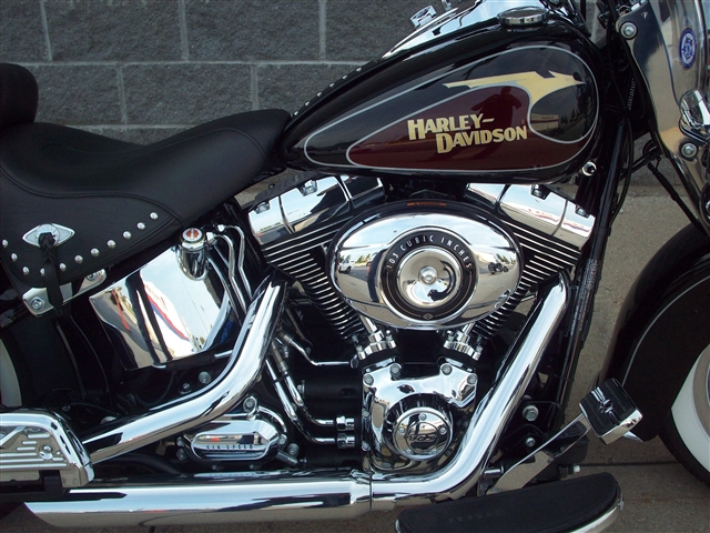2015 Harley-Davidson Softail Heritage Softail Classic at Indianapolis Southside Harley-Davidson®, Indianapolis, IN 46237