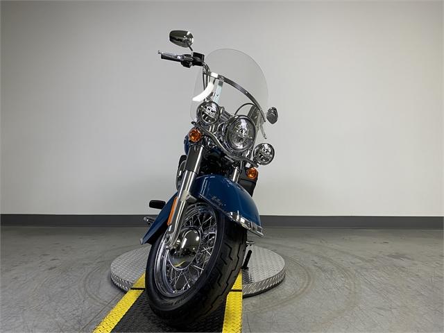 2021 Harley-Davidson Touring Heritage Classic at Worth Harley-Davidson