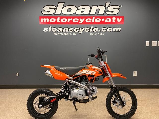 2021 SSR Motorsports SR125 SEMI at Sloans Motorcycle ATV, Murfreesboro, TN, 37129