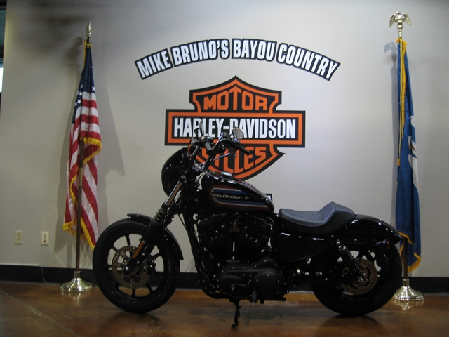 2020 Harley-Davidson Sportster Iron 1200 at Mike Bruno's Bayou Country Harley-Davidson