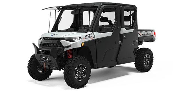 2021 Polaris Ranger Crew XP 1000 NorthStar Edition Ultimate at Shawnee Honda Polaris Kawasaki