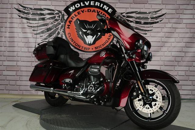 2018 Harley-Davidson Electra Glide CVO Limited at Wolverine Harley-Davidson