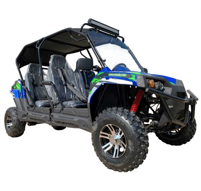 2021 TRAILMASTER CHALLENGER4 200X at Extreme Powersports Inc