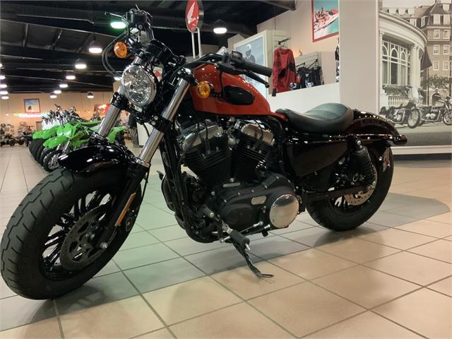 2020 Harley-Davidson Sportster Forty-Eight at Midland Powersports