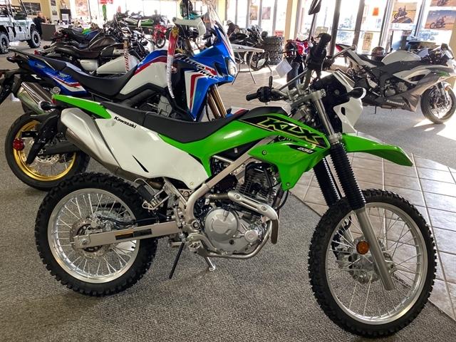 2021 Kawasaki KLX 230 ABS at Dale's Fun Center, Victoria, TX 77904