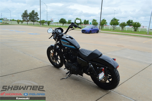 2019 Harley-Davidson Sportster Iron 1200 at Shawnee Honda Polaris Kawasaki