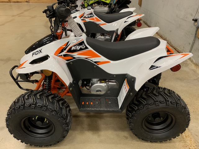 2020 KAYO Fox 70 AY70-2 at Got Gear Motorsports
