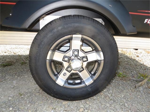 2022 Floe CargoMax 8-57 XRT w/aluminum wheels at Fort Fremont Marine