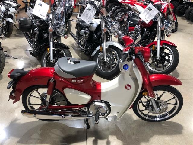 2020 Honda Super Cub C125 ABS at Genthe Honda Powersports, Southgate, MI 48195