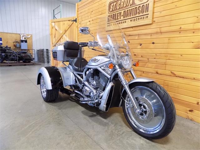 2003 Harley-Davidson VRSCA V ROD TRIKE CONVERSION at St. Croix Harley-Davidson