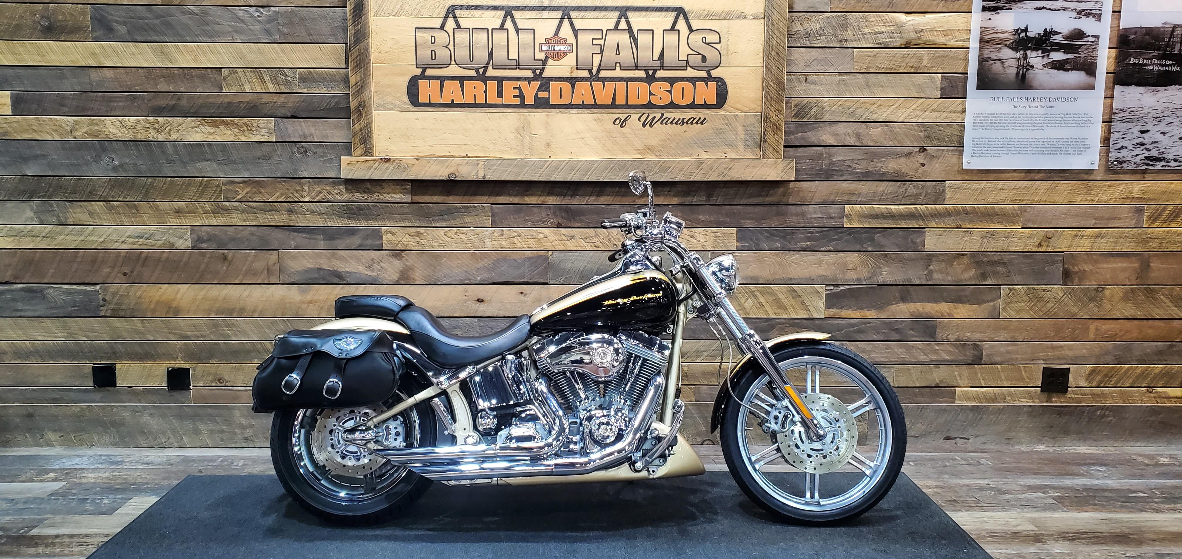 2003 Harley-Davidson FXSTDSE at Bull Falls Harley-Davidson