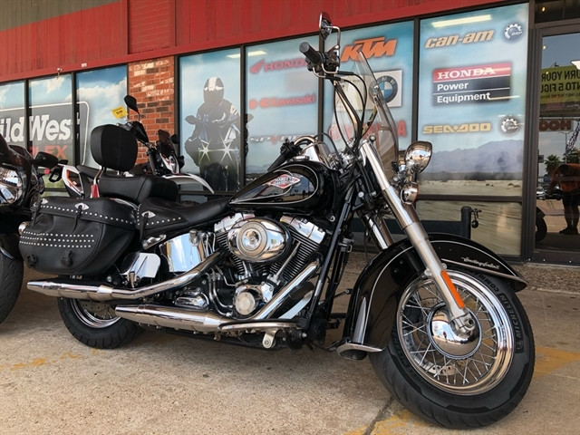 2010 Harley-Davidson Softail Heritage Softail Classic at Wild West Motoplex