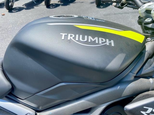 2021 Triumph Street Triple RS at Tampa Triumph, Tampa, FL 33614